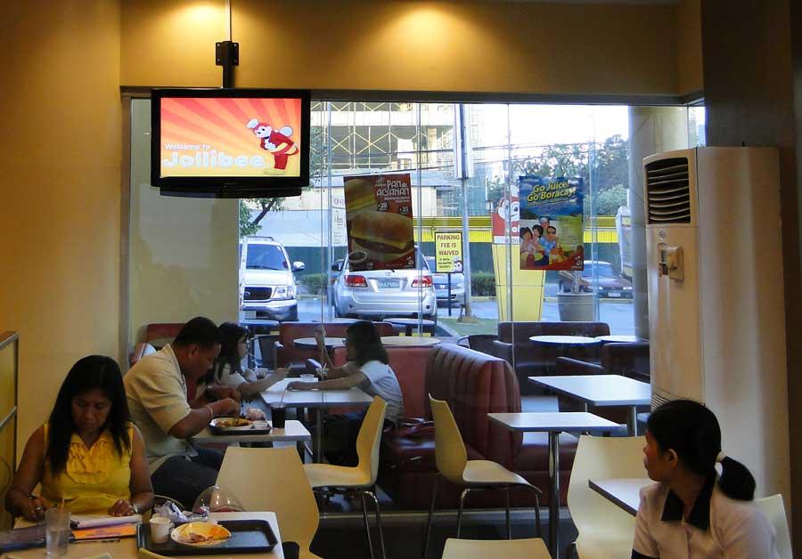 Digital Menu Boards Software for Restaurants