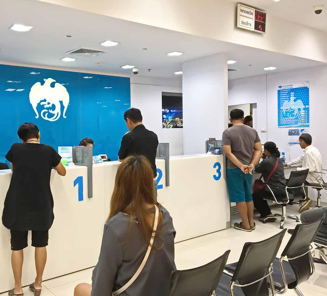 Digital Signage for Banks and Finance
