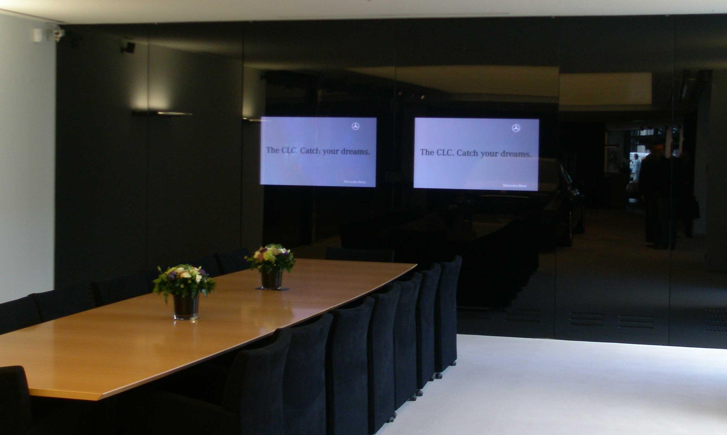 Conference Room Digital Signage