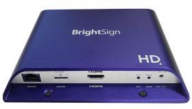 QL Digital Signage Player Software for BrightSign