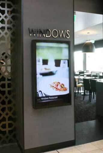 Elevator Digital Signage Display