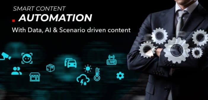 Smart Content Automation Software
